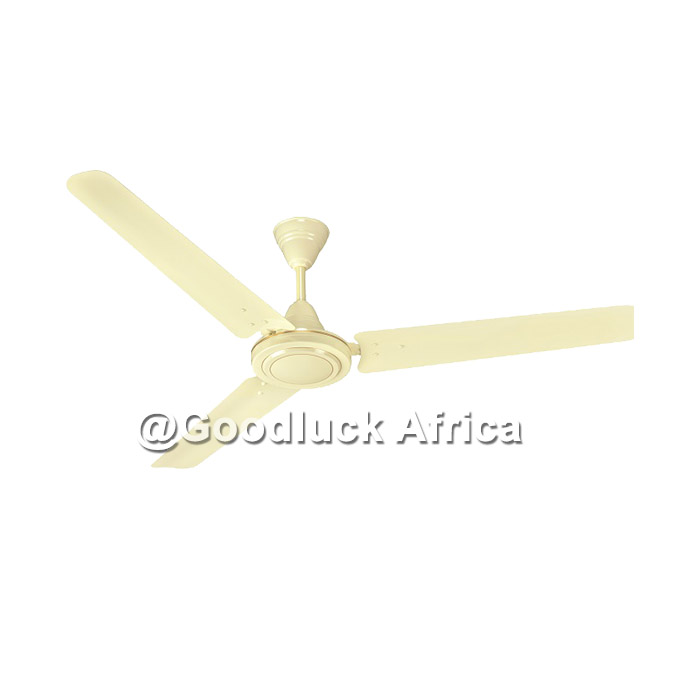 Rico Ceiling Fan Ivory Color Goodluck Africa