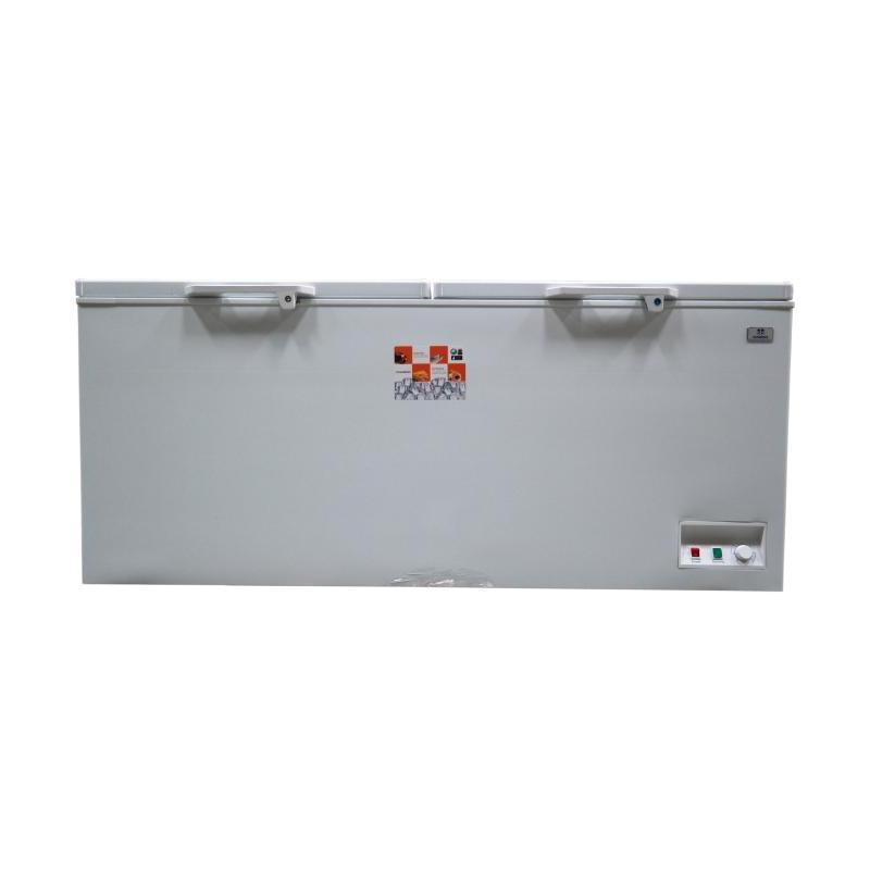 Nasco Chest Deep Freezer 725ltr Double Door Bd 700