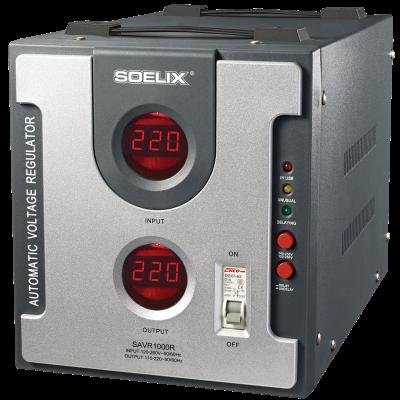 Buy Soelix Automatic Voltage Regulator Svr 1000va