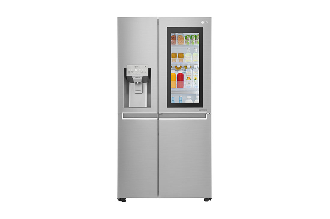 LG GC-X247CSAV Side by side door fridge