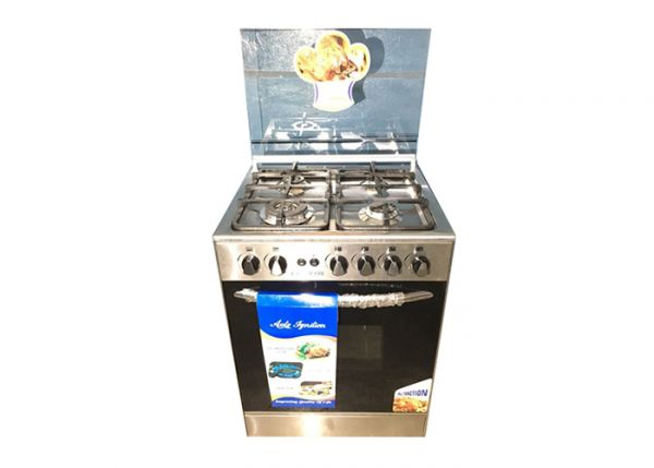 Fairmate 4 burner Gas cooker with oven and grill