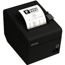 Epson Receipt printer top view