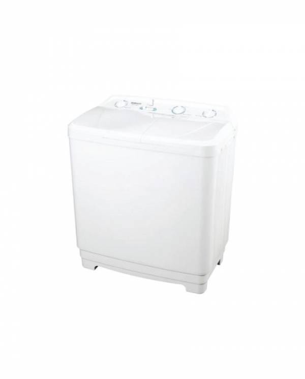 Beko WTT100 Twin Tub Washing Machine With Pump - 8kg White ...