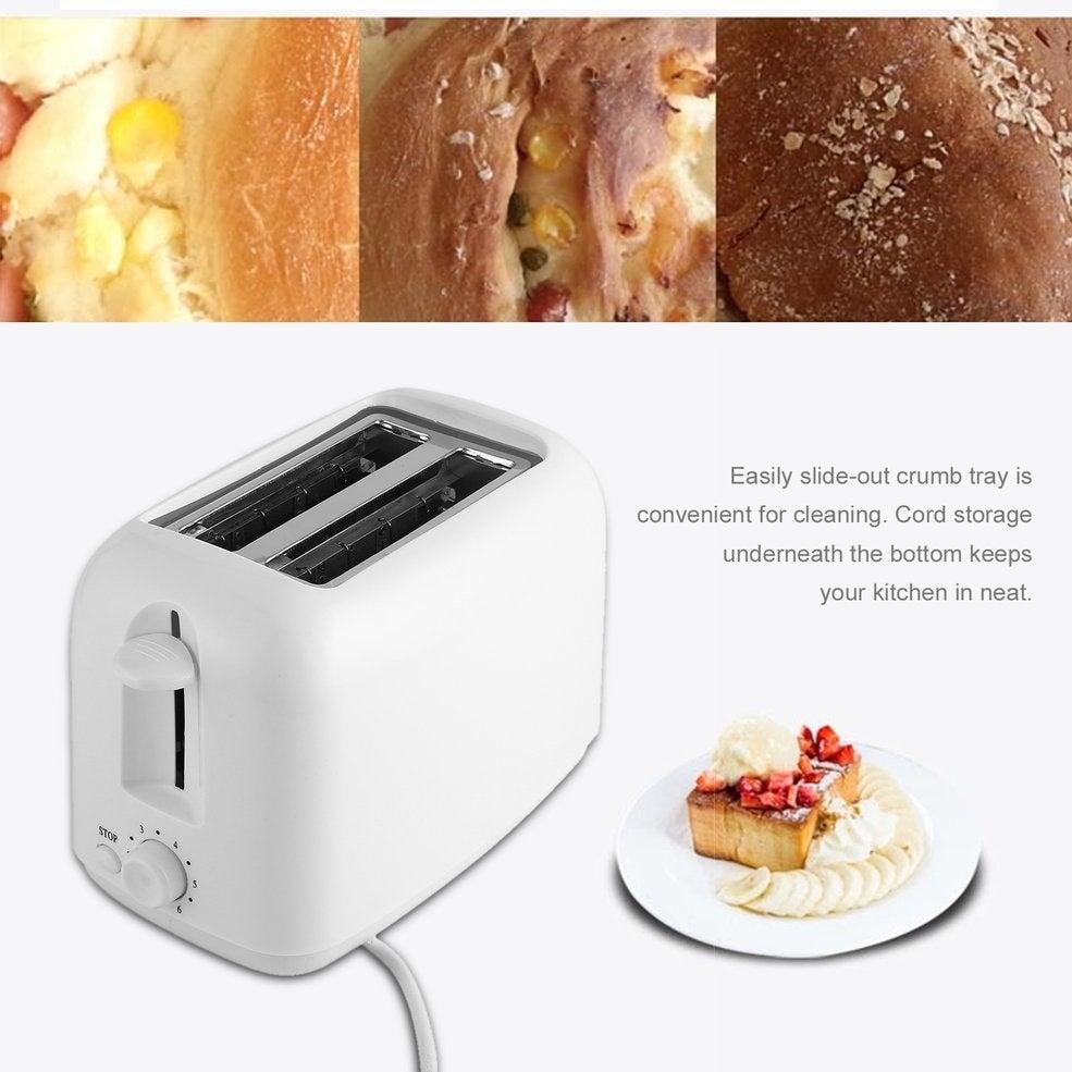 Sokany 2 Slice Auto Pop Up Toaster - Goodluck Africa
