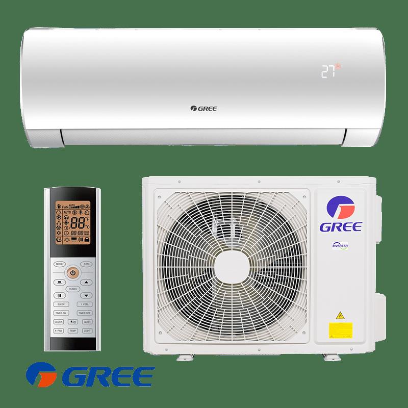 2.5hp inverter-air-conditioner-gree-