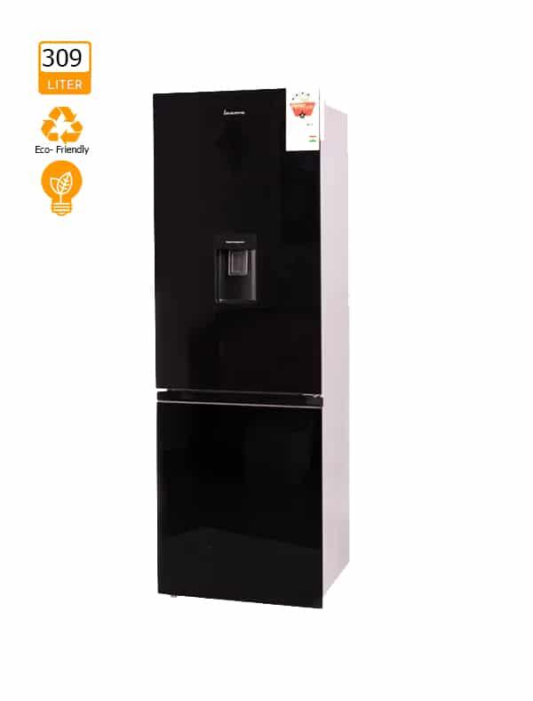 Innova 309 Liter Double Door Refrigerator