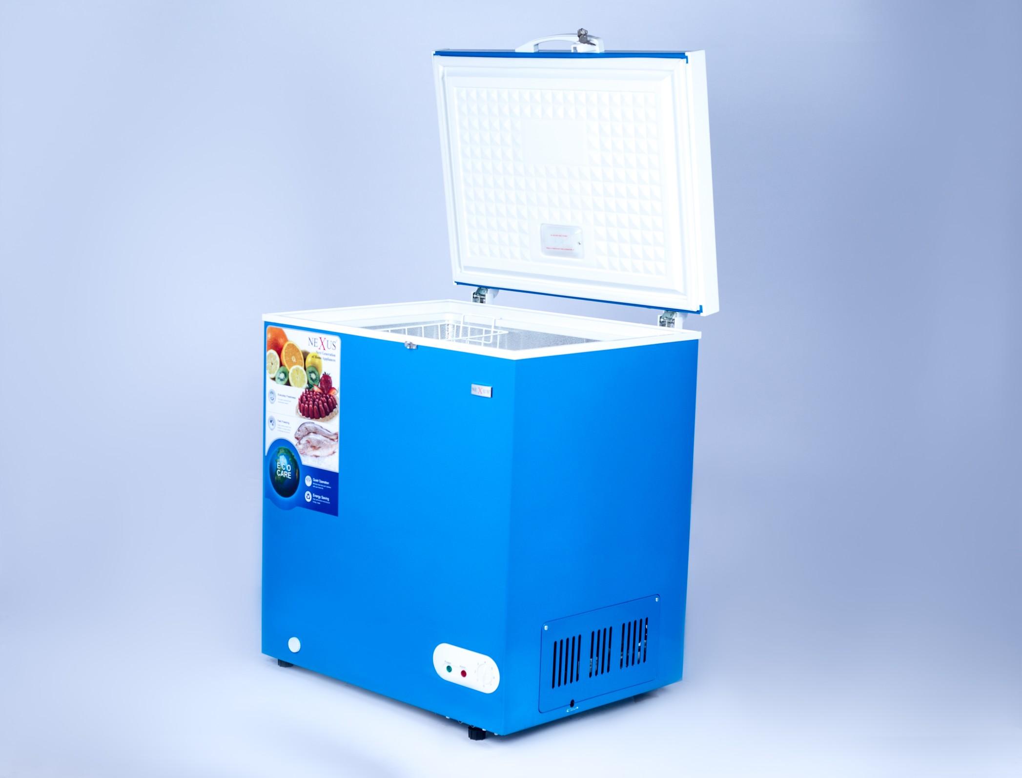 NX-160-01 Nexus deep freezer