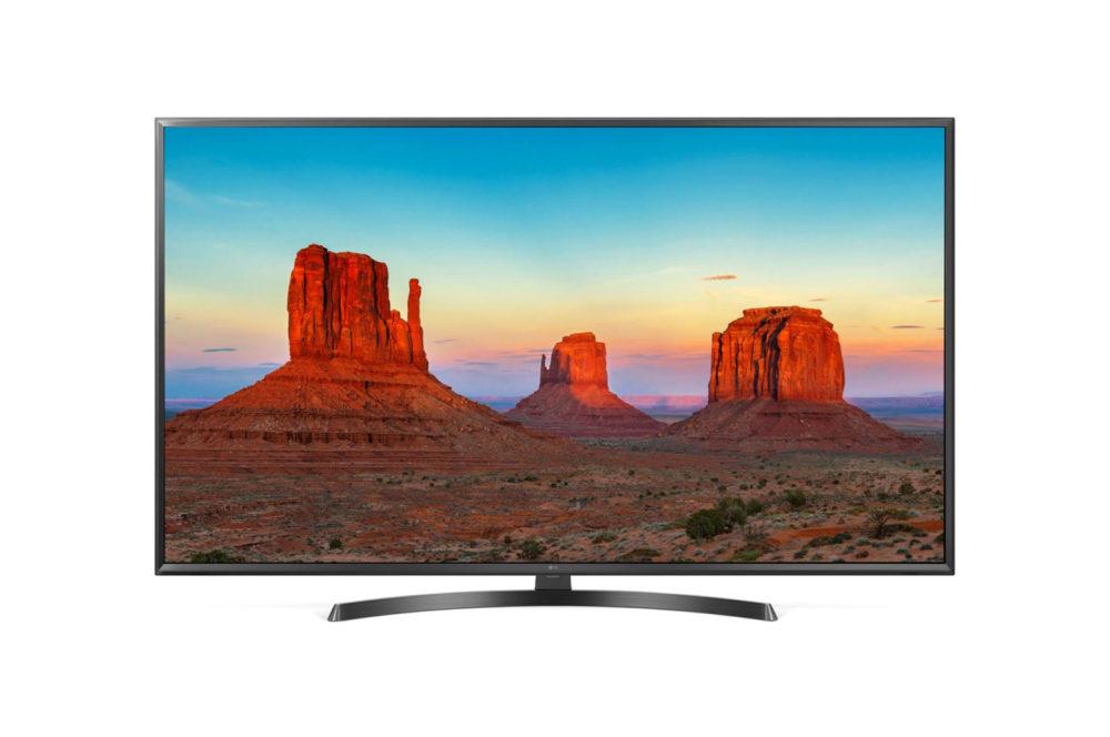 LG 55″ 4K UHD SMART TV 55UM7450