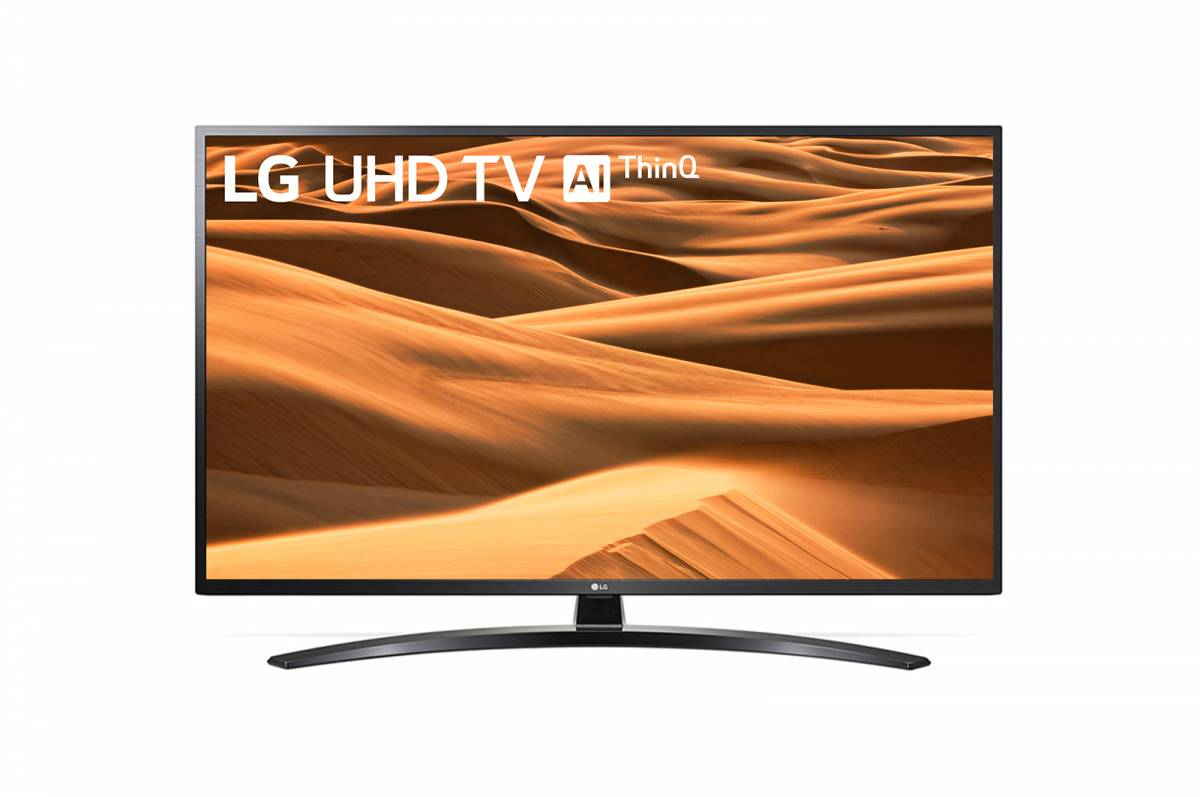 LG UHD TV 65 inch UM7450 Series IPS 4K Display 4K HDR Smart LED TV
