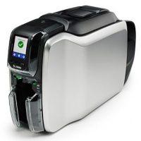 Zebra ID card printer ZC300 Front view