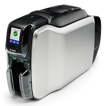 zc32 Zebra Double sided ID card printer
