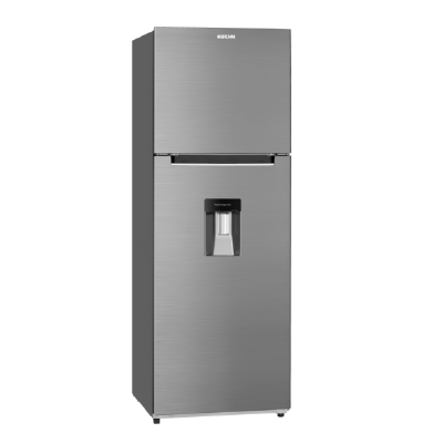 BRUHM 341 LTS REFRIGERATOR – FROST FREE WATER DISPENSER – (INOX) – BFD-341TMN