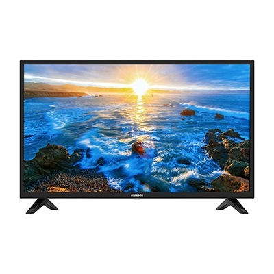 "Bruhm 75"" Smart UHD 4K Satellite TV View"