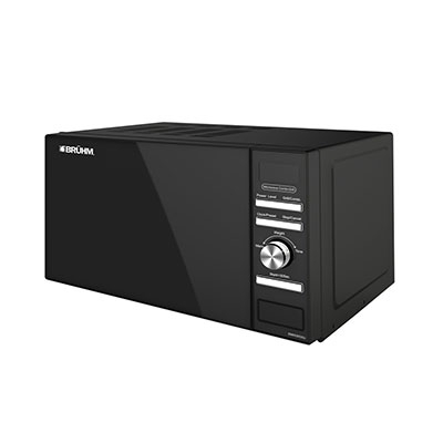 BRUHM MICROWAVE OVEN BMM-20GG – GRILL