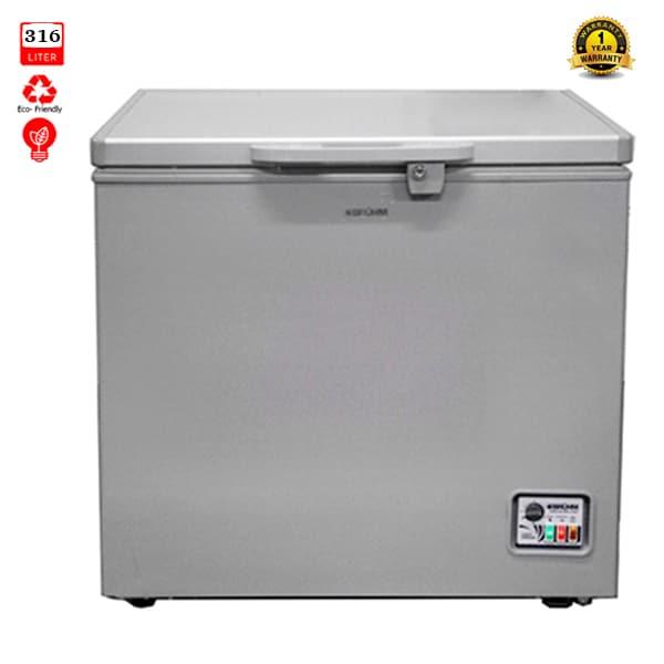 Bruhm 316 Litres BCS-316M Chest Freezer