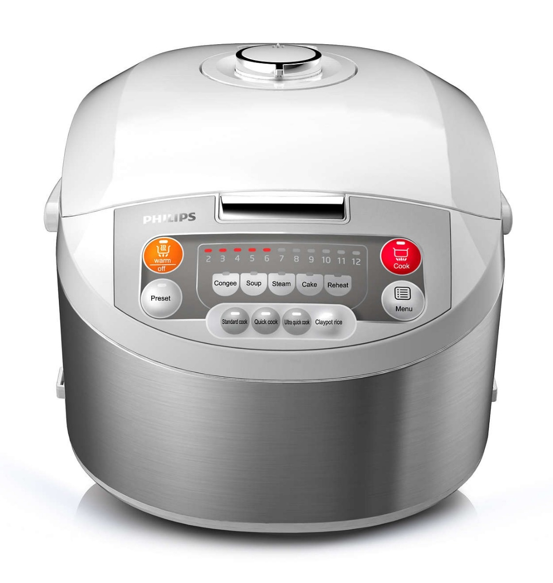 PHILIPS RICE COOKER 1.8LTR – HD3038.56