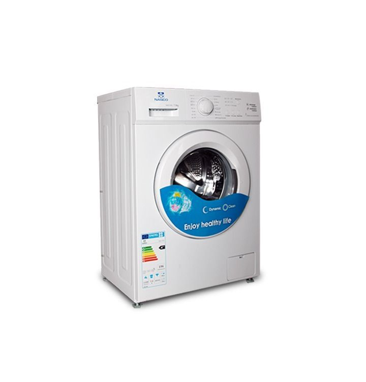 NASCO 7Kg Front Load Washing Machine (NAS-70FL)