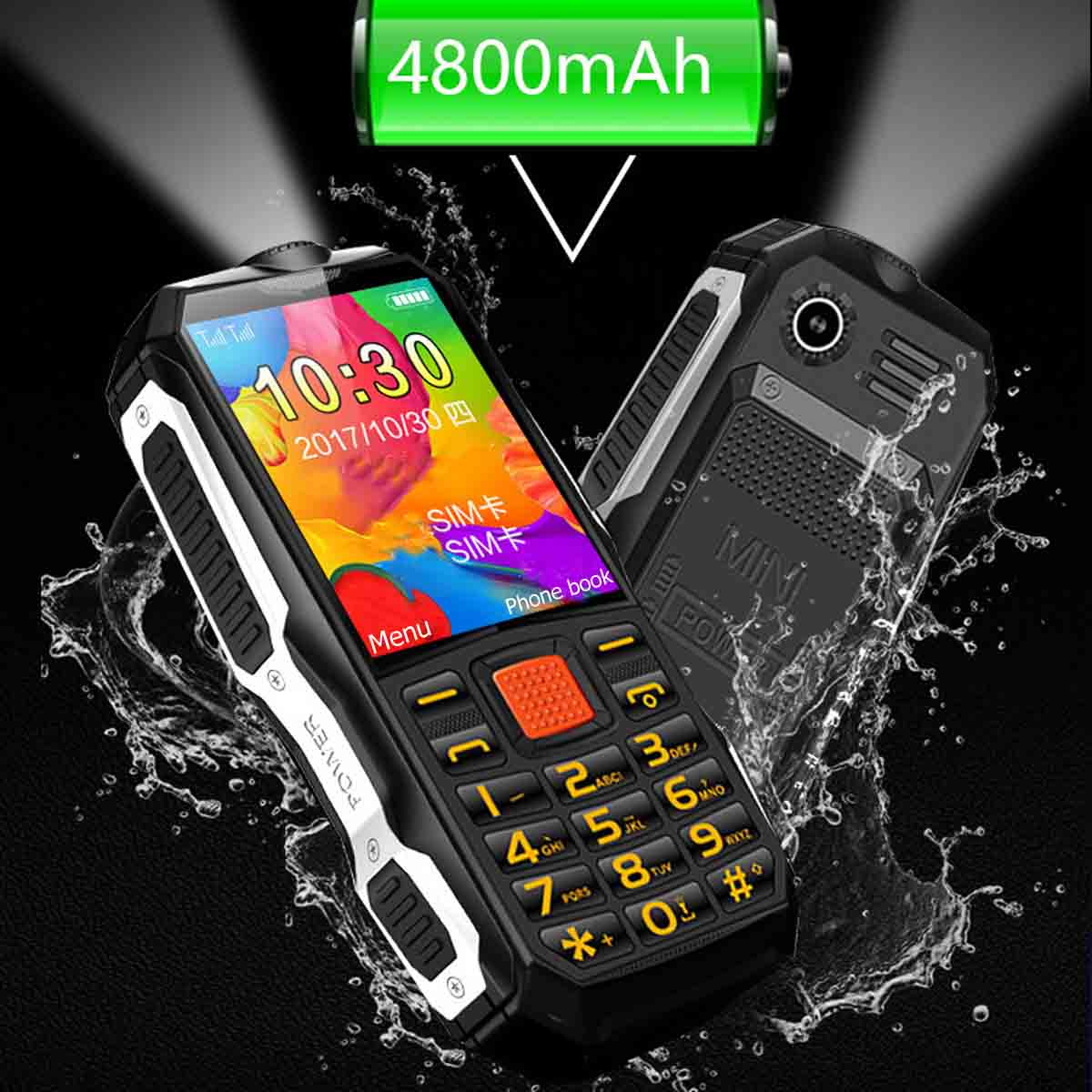 HAIYU-H1-20-Inch-4800mAh-Flashlight-FM-MP3-Power-Bank-Dual-SIM-Long-Standby-Mini-Feature-Phone-1424824-details-2 (1)