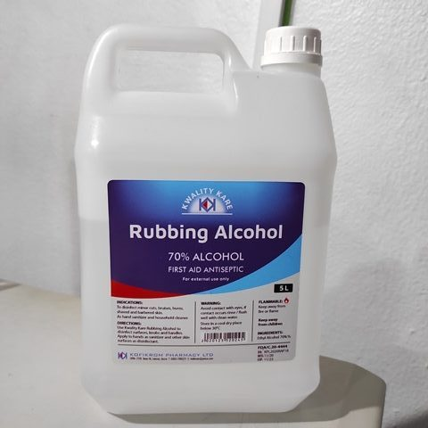 Rubbing alcohol 70% for sale Hand sanitizer