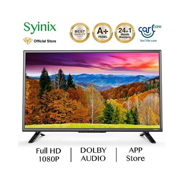 Syinix 43 inch smart satellite Android TV