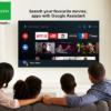 """Syinix 58"""" Smart UHD 4K TV"""