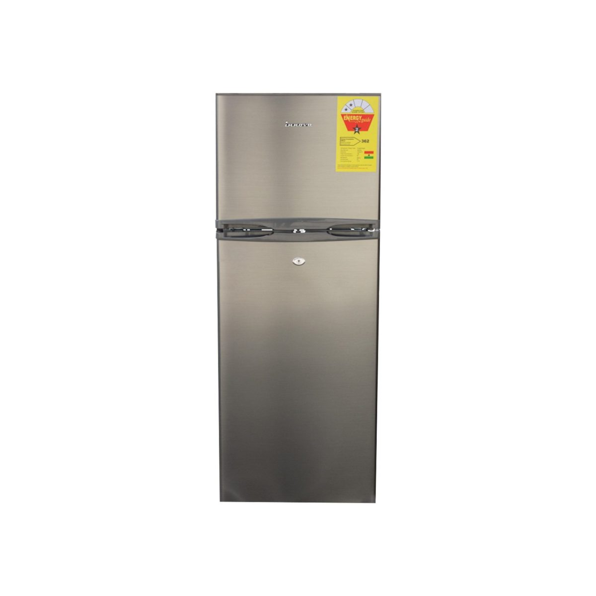 Innova fridge 117 Liter Top freezer Double door