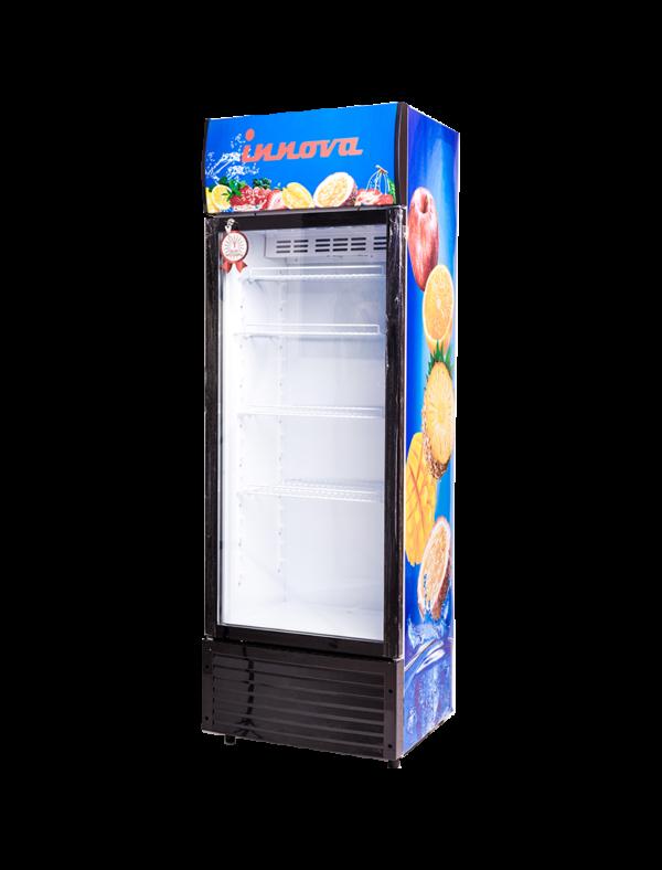 Innova display fridge 200 Liter I-25