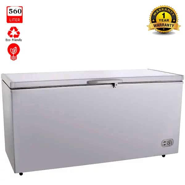 Aardee-Deep-freezer-large-chest-freezer-458-ltr-net-548-gros-singe-door