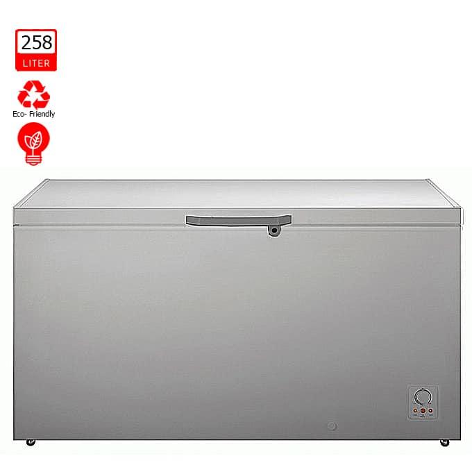 Delron DCF-258 Chest Freezer – 258 Litres