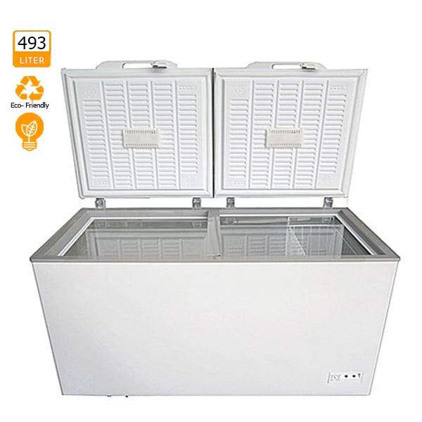 Delron DoubleDoor Chest Freezer