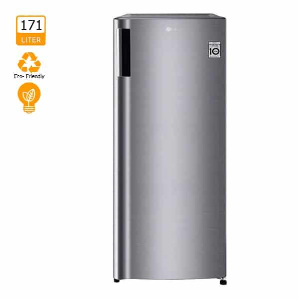 LG 171L Standing Freezer(GN-304SL)