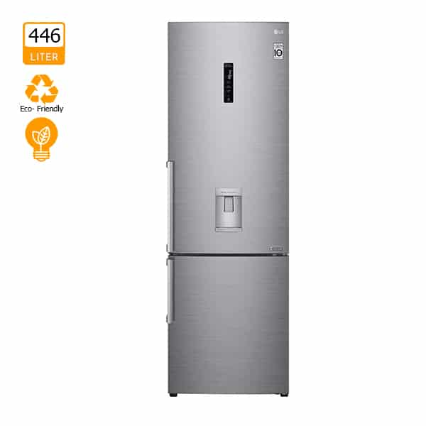 LG 446Litres GC-F689BLCM Refrigerator with Water Dispenser