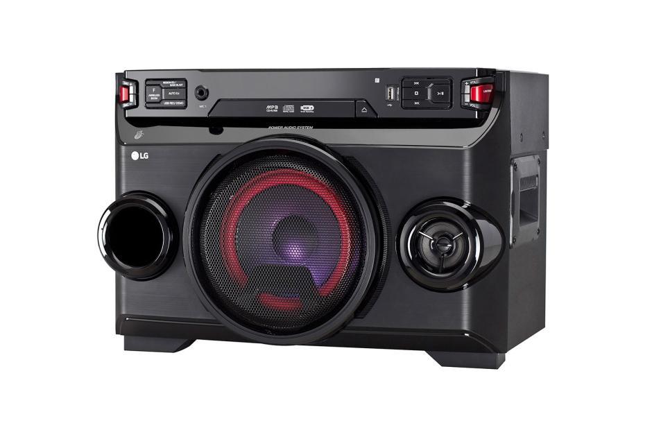 LG XBOOM 220W OM4560