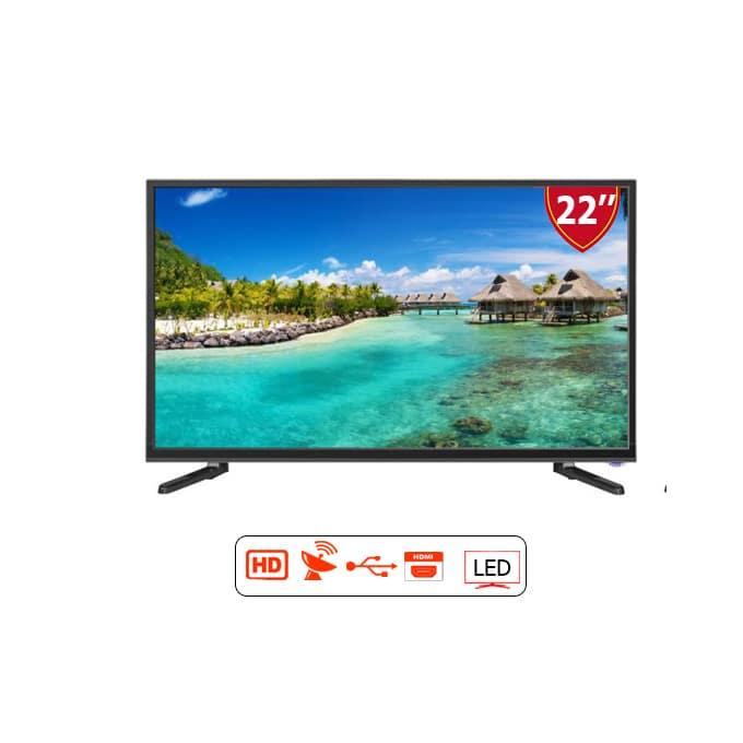 E-Life 22inch Digital Satellite TV