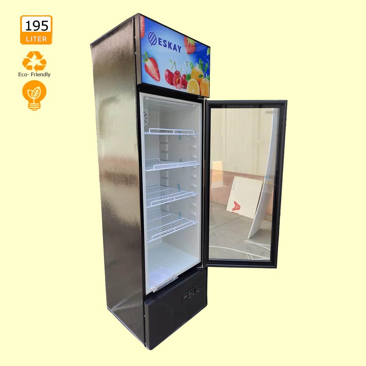 eskay-display-fridge195